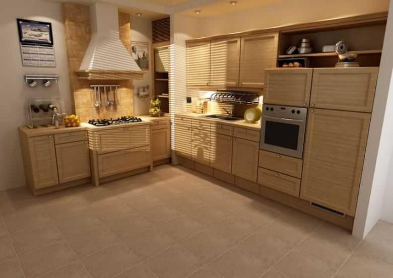 Белая плитка для кухни на фартук
