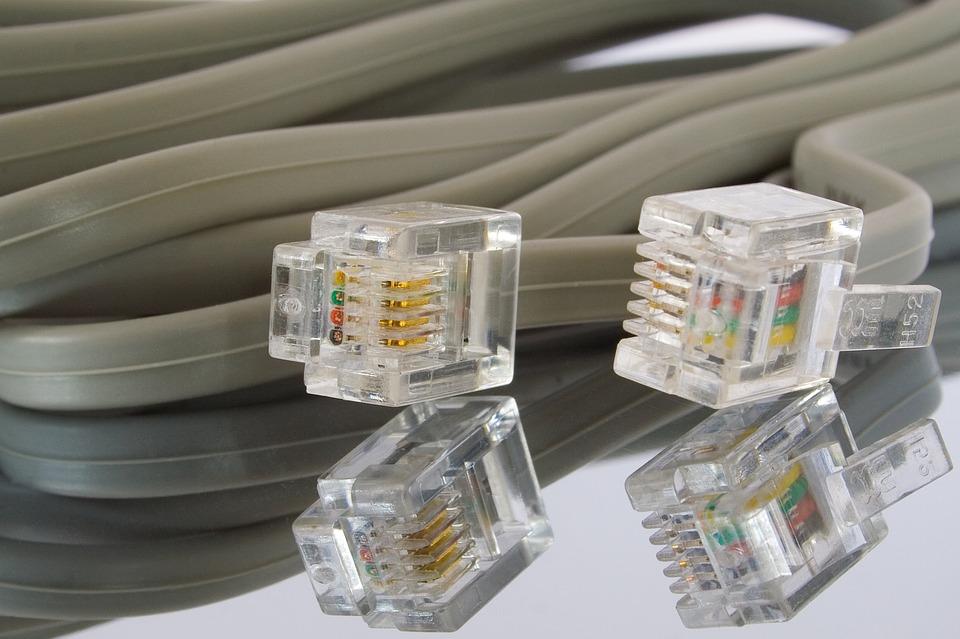 Принцип установки интернет розетки, схемы и ошибки при подключении