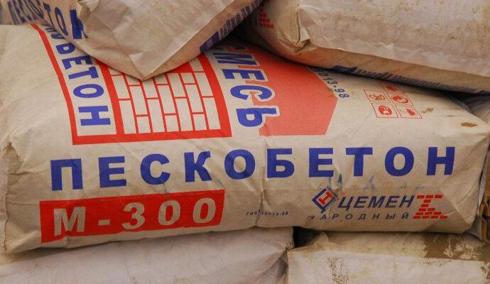 Цементно-песчаные смеси м100, м150, м200, м300: технические характеристики, расход и цены