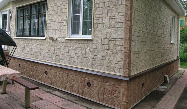 фиброцементная доска для фасада