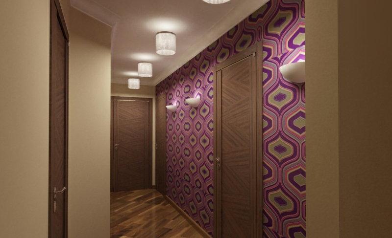 Идеи дизайна для освещения в коридоре, как выбрать и расположить светильники