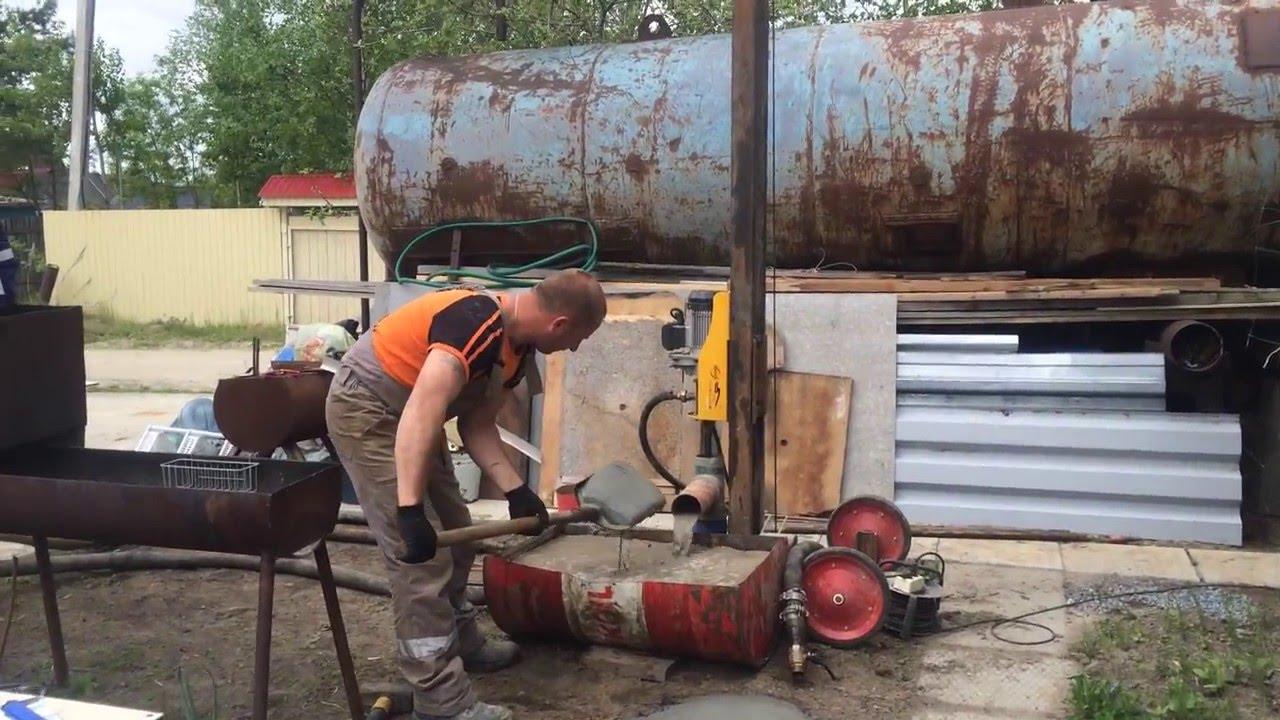 Как самостоятельно сделать установку для бурения скважины: самые простые конструкции