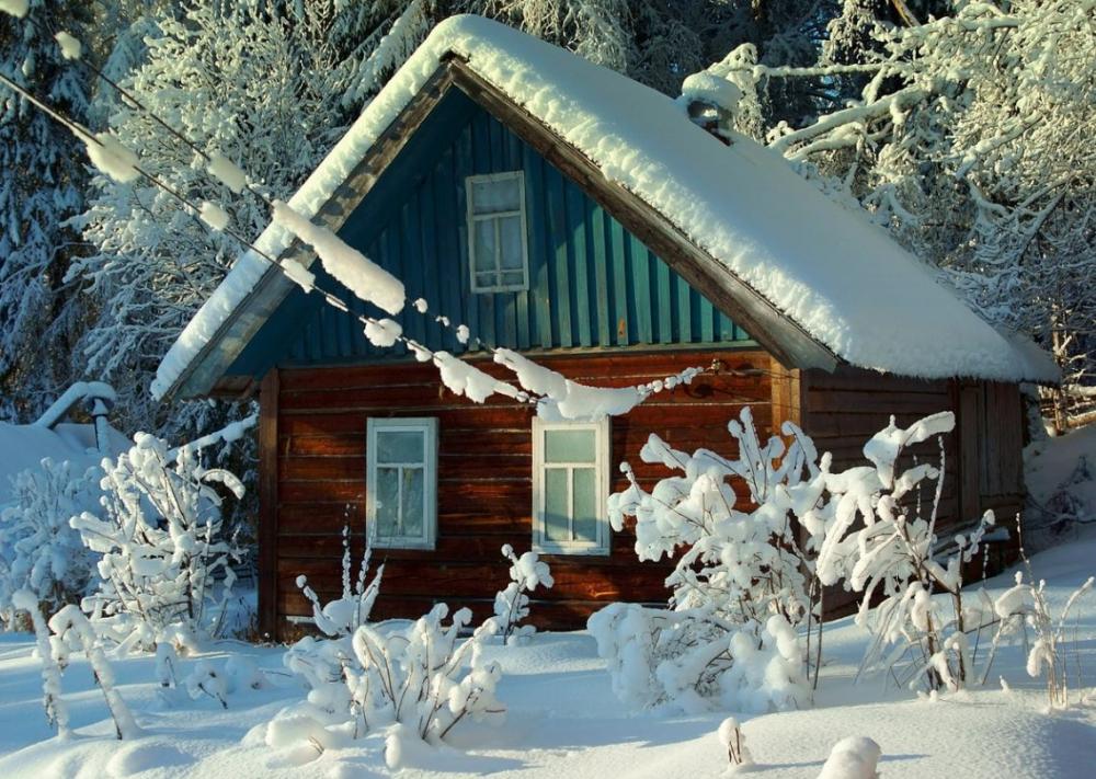 домик в деревне купить