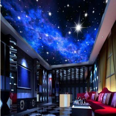 Как сделать звездное небо дома своими руками - устройство проекции и системы конструкции, какой эффект светодиодного потолка, преимущества 3d, детали на фото +видео