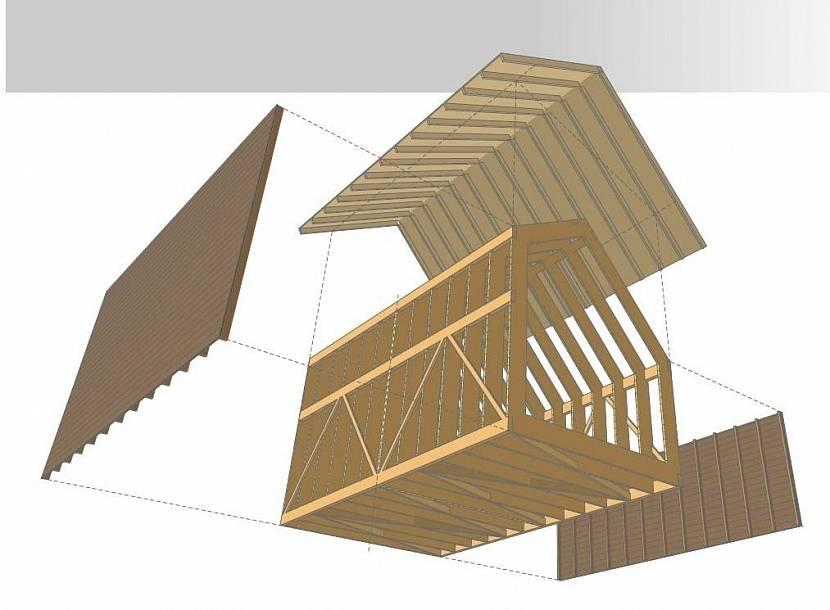 модульные домики для дачи