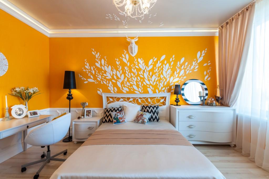 Декор стен – стильные идеи создания уютной атмосферы. 70 фото современного украшения стен – строительный портал – strojka-gid.ru
