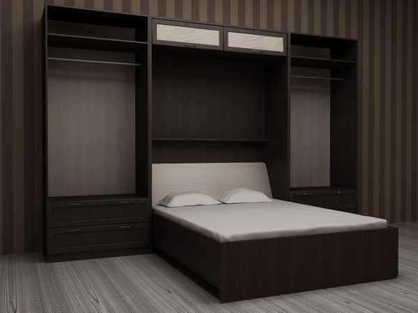 шкаф кровать трансформер для малогабаритной