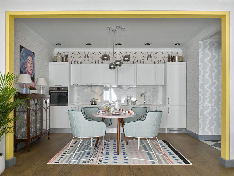 Дизайн кухни 16 кв м: в чем секрет?
