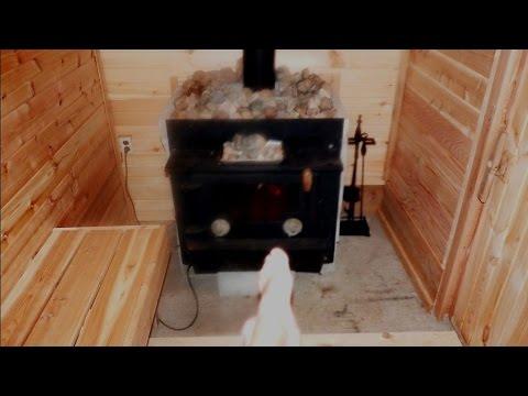 Варианты и устройство сауны для дома