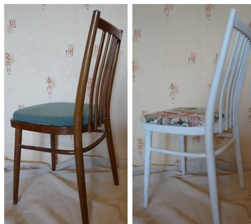 Преимущества и способы перетянуть стул своими руками