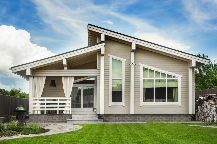 Дом в скандинавском стиле (90+ фото): красивые проекты, идеи и дизайн