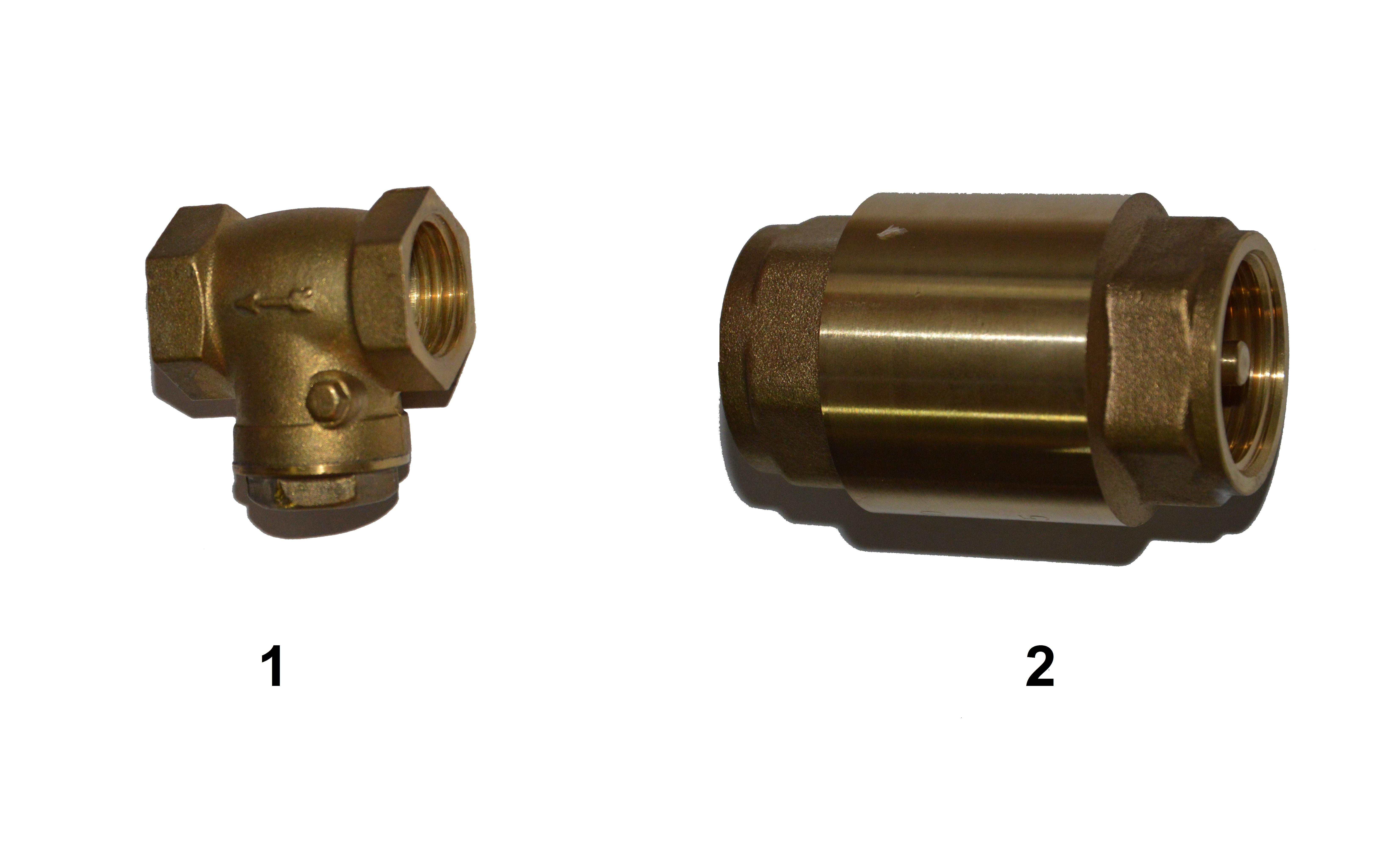 клапан обратный канализационный