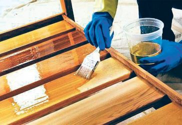 Как правильно выбрать деревянную столешницу для кухни: материал, краска, дизайн