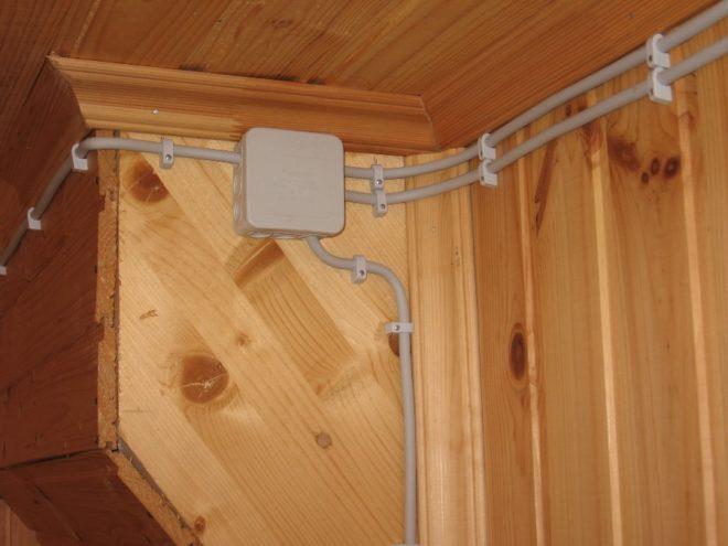 Электропроводка на даче: как составить схему и провести своими руками