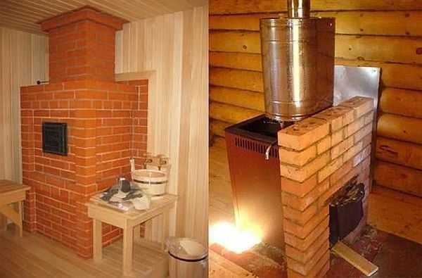 Экраны для печей в баню
