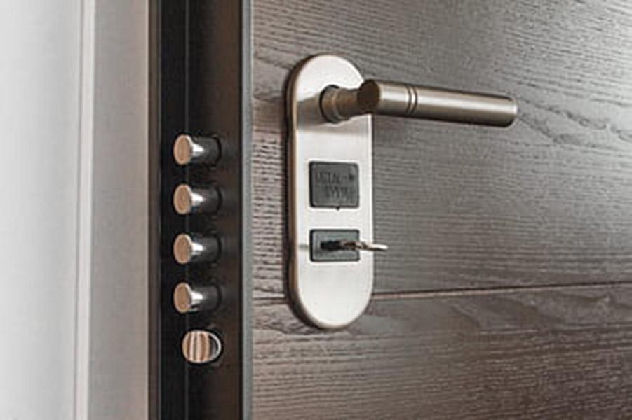 двери металлические входные уличные утепленные с терморазрывом