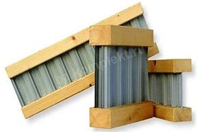 балка двутавровая деревянная для перекрытий