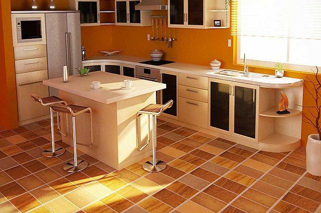 Дизайн настенной и напольной плитки: размер, цвет, удачные сочетания