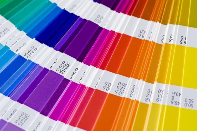 pantone цвета