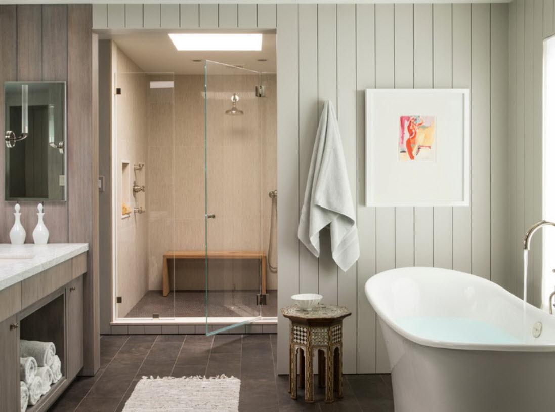 пластиковые листы для стен в ванной