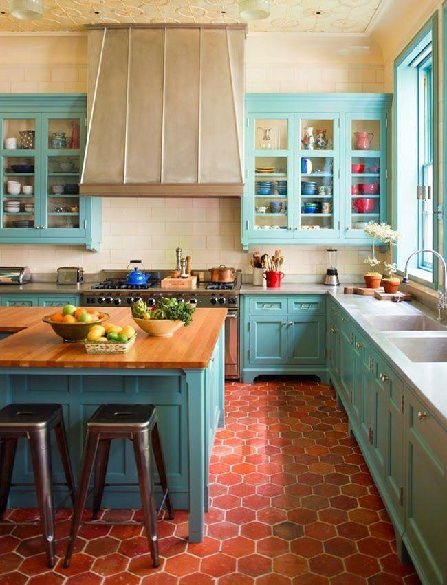 6 шагов дизайна кухни в стиле прованс и 55 фото