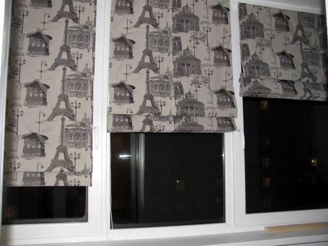 Как крепится римская штора к стене, к потолку или на карниз + фото » интер-ер.ру