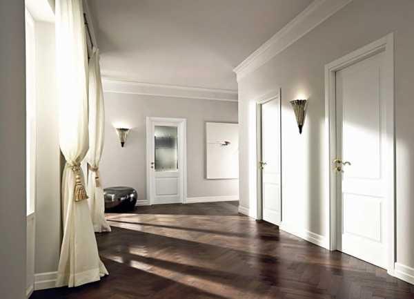 Темные полы: оригинальный штрих в интерьере