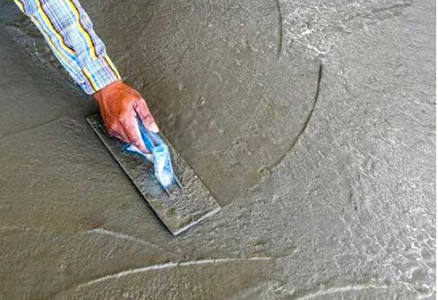 приготовление бетона пропорции