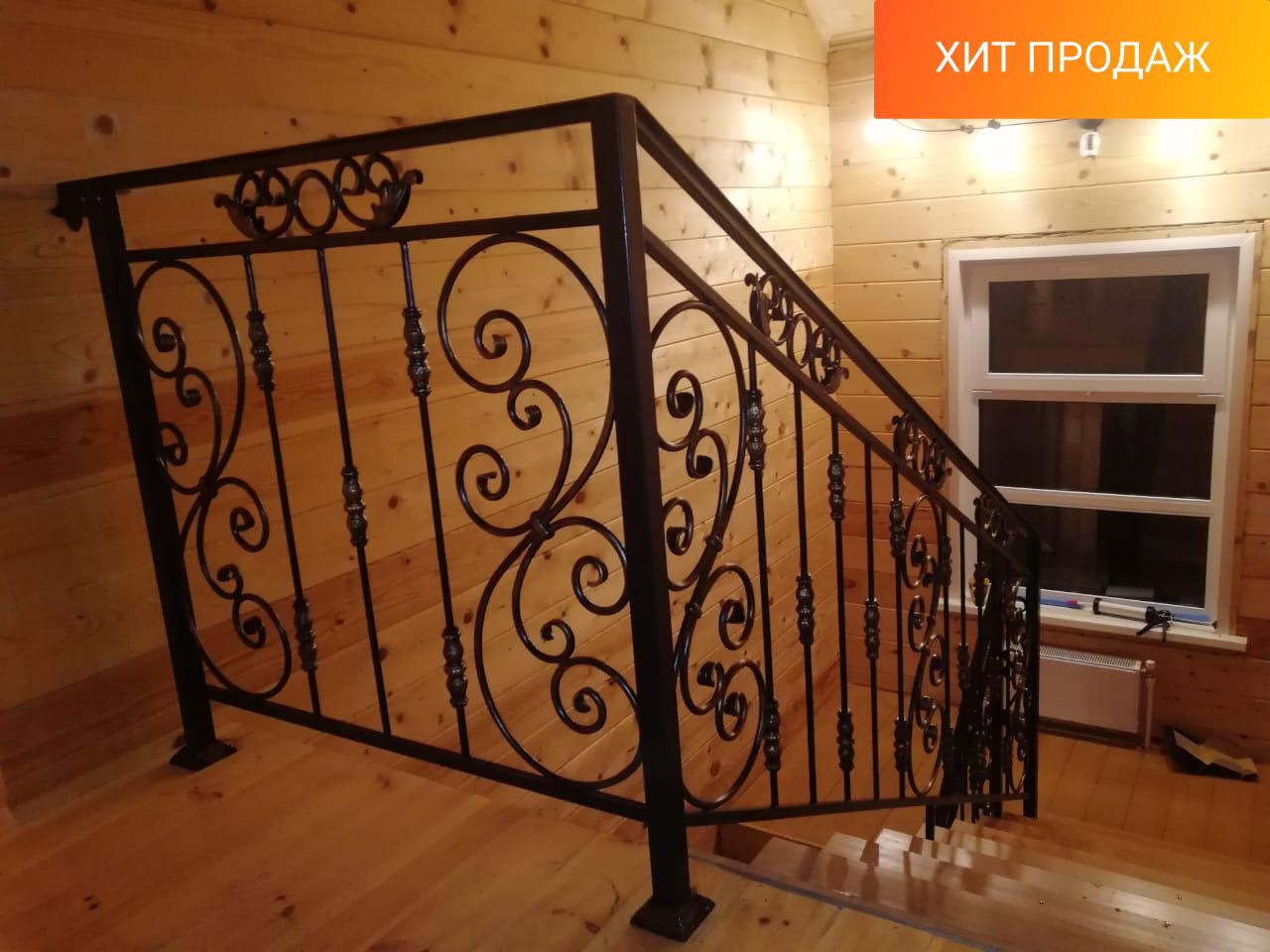 поручни для лестницы в частном доме