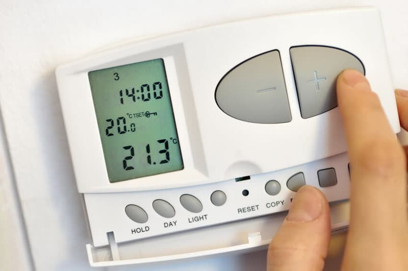 беспроводной термостат для котла