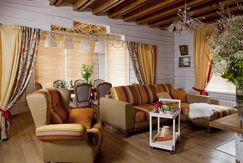 Как легко и просто оформить квартиру-студию в стиле прованс?