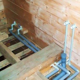 Септик из бетонных колец: устройство, схемы + пошаговый процесс монтажа