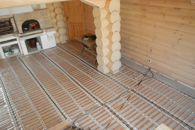 Электрический теплый пол: преимущества и недостатки