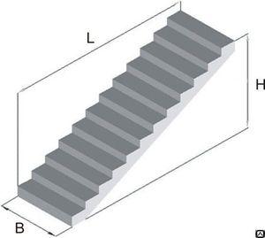 размеры ступенек