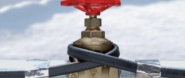 подогревающий кабель для водопровода