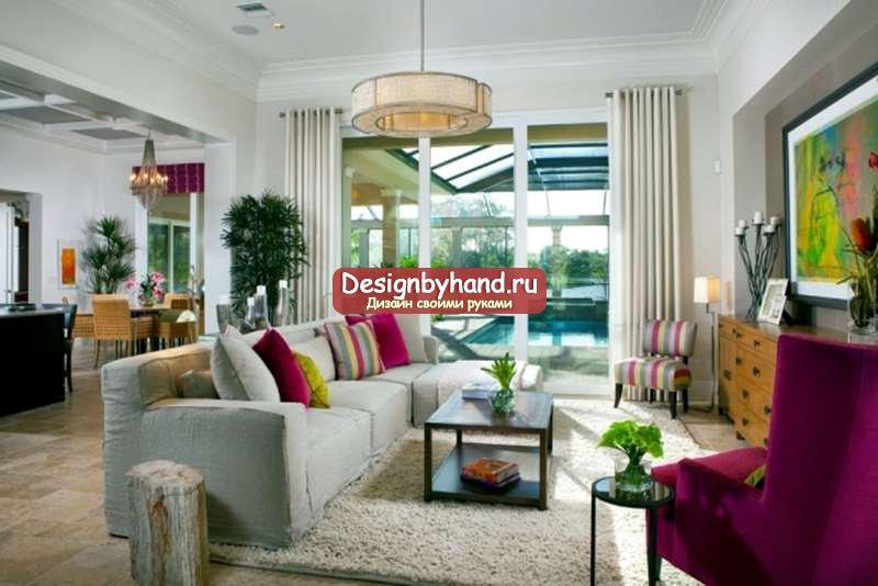 Оригинальные идеи оформления домашнего дизайна