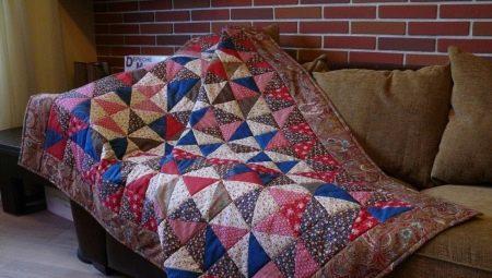Лоскутное одеяло: технология создания, подбор оптимальной ткани и рекомендации по дизайну (110 фото)