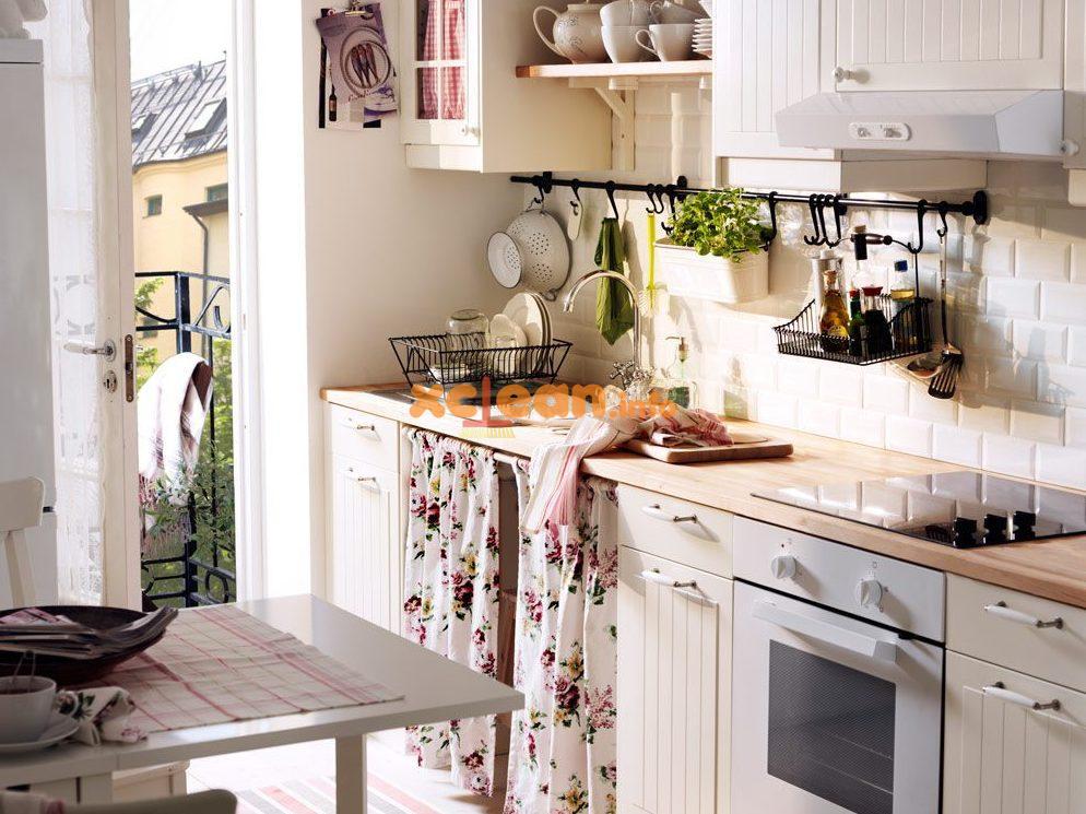 как навести порядок в кухонных шкафах