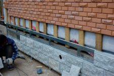 Что такое бетонный сайдинг для отделки стен и фундаментов
