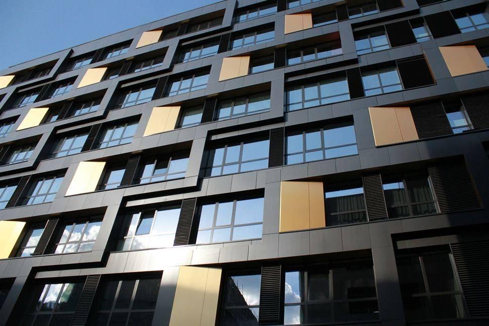 вентилируемый фасад для частного дома