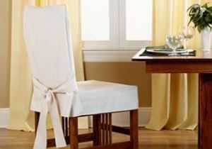 чехлы на кухонные стулья