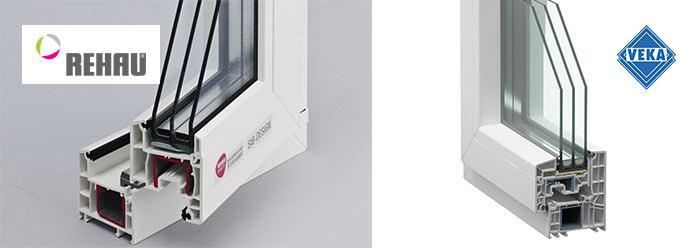 Какие пластиковые окна лучше rehau или veka? что лучше выбрать рехау или века?