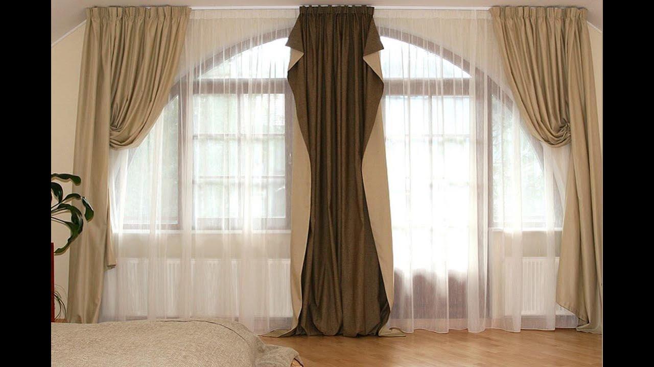 шторы в современном стиле фото