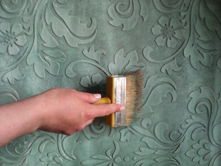 Фактурная штукатурка своими руками - 90 фото создания декоративной штукатурки из обычной шпаклевки