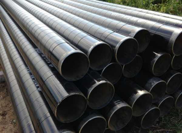 Виды пластиковых труб для газа