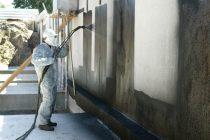 Чем покрыть бетонный пол - шпаклевка и полиуретановая пропитка