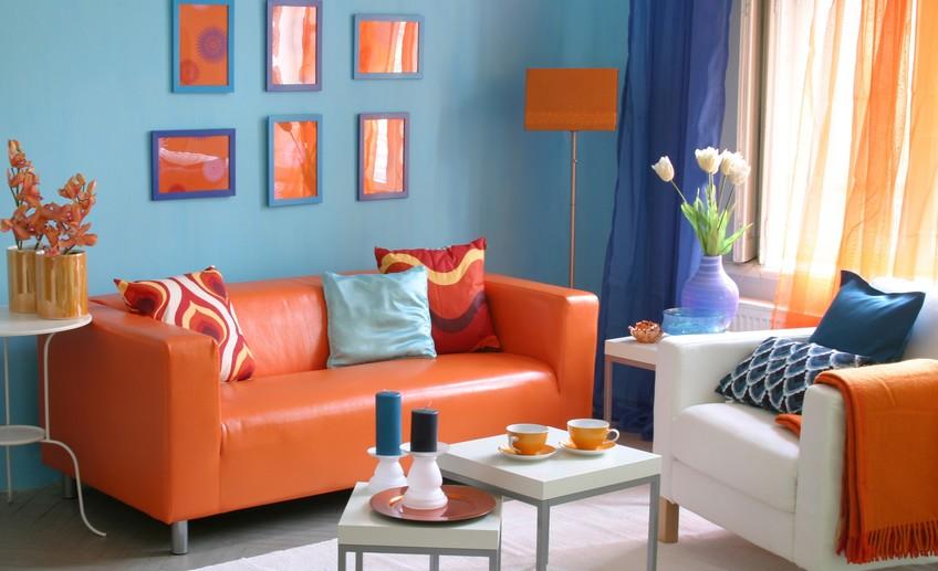 Лавандовый цвет в интерьере: 40 идей + сочетания