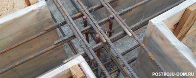Армирование железобетонных многопустотных плит перекрытия