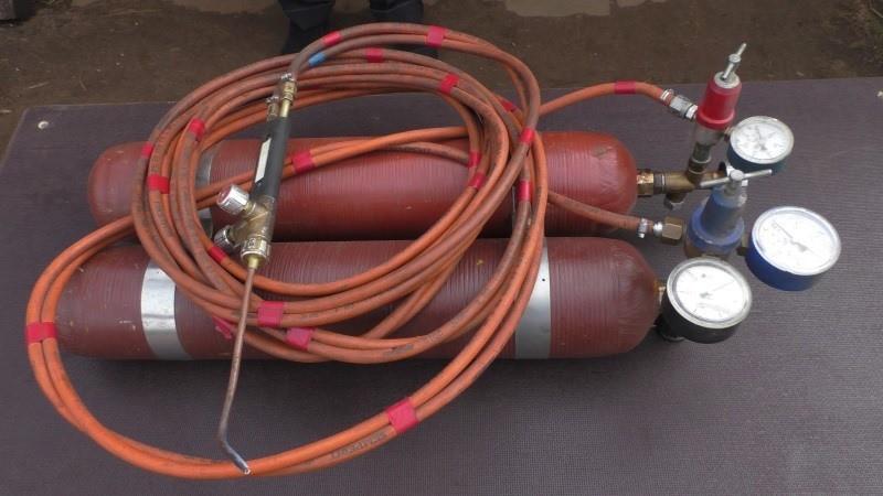 Газовый резак по металлу – правила его использования + фото, видео