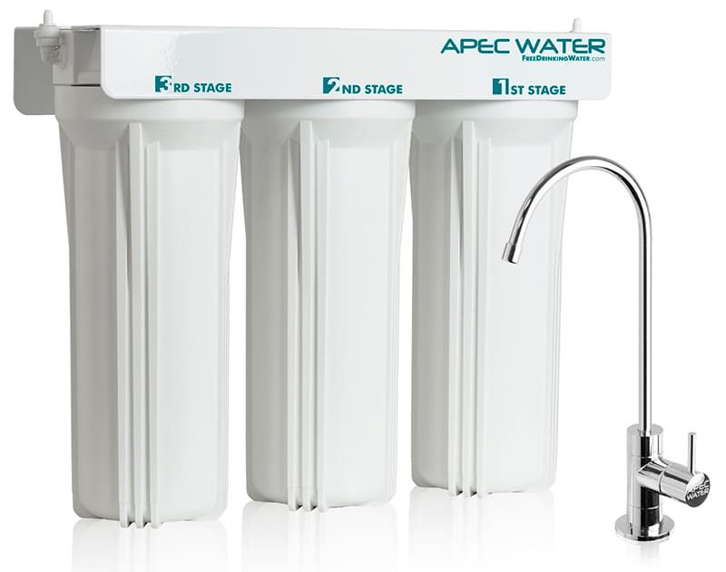 Рейтинг лучших фильтров для воды под мойку на 2020 год